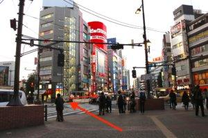 JR・東武池袋駅から行き方4