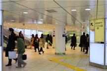 新宿駅から行き方7