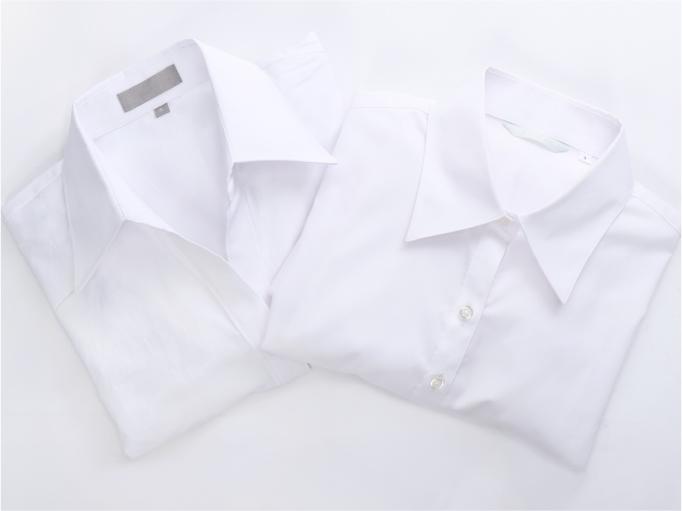 様々なスーツのサイズやパターンに対応写真