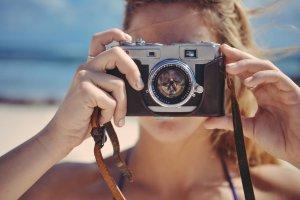 エアライン就活でのハーフアップについて、証明写真の印象やセット方法も紹介!5