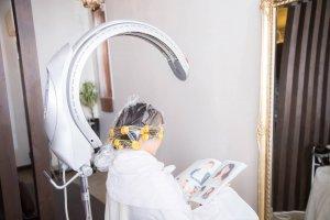 エアライン写真の髪型を美容室で!カット・カラー・セットで失敗しない頼み方3