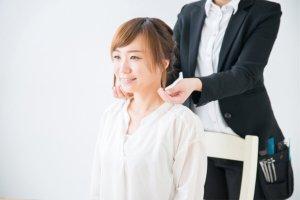 エアライン証明写真でパーマについて、天然パーマなどOKとなるパーマや髪型を解説5